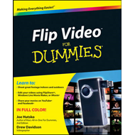 Flip Video For Dummies (BOK)
