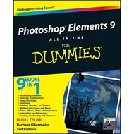 Photoshop Elements 9 All-in-One For Dummies (BOK)
