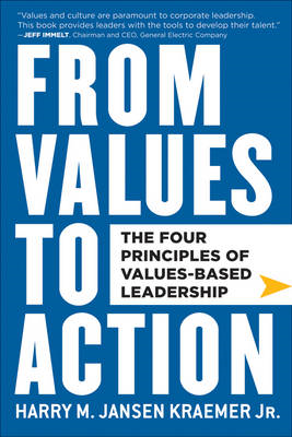 From Values to Action (BOK)