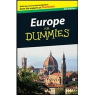 Europe For Dummies (BOK)