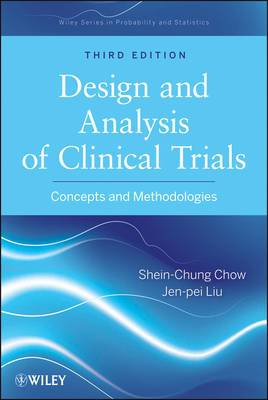 Design and Analysis of Clinical Trials (BOK)