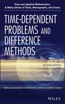 Time Dependent Problems and Difference Methods (BOK)