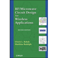 RF/microwave Circuit Design for Wireless Applications (BOK)