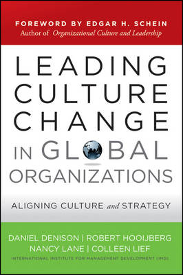 Leading Culture Change in Global Organizations (BOK)