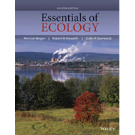 Essentials of Ecology 4E (BOK)