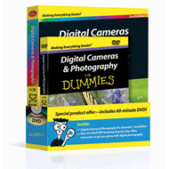 Digital Cameras and Photography For Dummies (BOK)