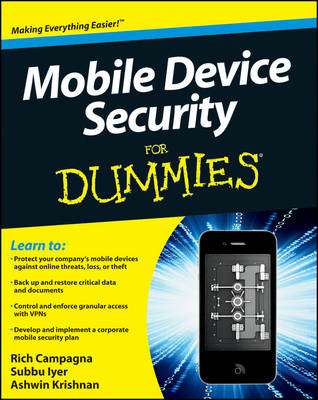 Mobile Device Security For Dummies (BOK)