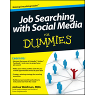 Job Searching with Social Media For Dummies (BOK)