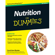 Nutrition For Dummies (BOK)