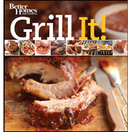 Grill It!: Secrets to Delicious Flame-Kissed Food (BOK)