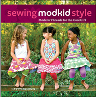 Sewing MODKID Style: Modern Threads for the Cool Girl (BOK)