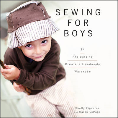 Sewing for Boys (BOK)