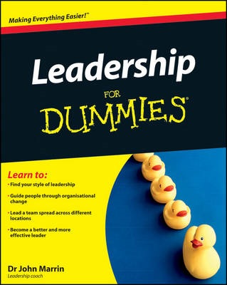 Leadership For Dummies (BOK)