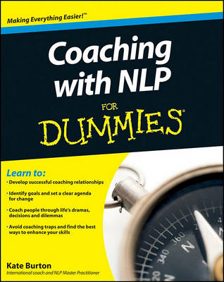Coaching with NLP For Dummies (BOK)