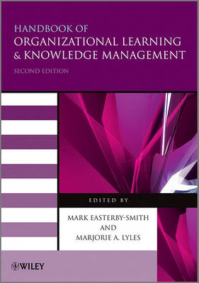 Handbook of Organizational Learning and Knowledge Management (BOK)