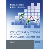 Structural Methods in Molecular Inorganic Chemistry (BOK)
