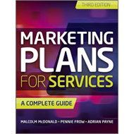 Marketing Plans for Services (BOK)