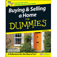 Buying and Selling a Home For Dummies (BOK)