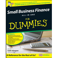 Small Business Finance All-in-One For Dummies (BOK)