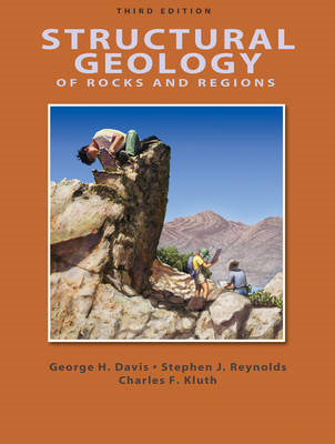 Structural Geology of Rocks and Regions (BOK)