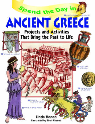 Spend the Day in Ancient Greece (BOK)