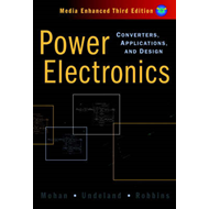 Power Electronics: Converters, Applications, and Design (BOK)