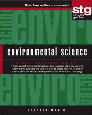 Environmental Science: A Self-Teaching Guide (BOK)