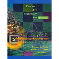 Research and Evaluation for Business (BOK)