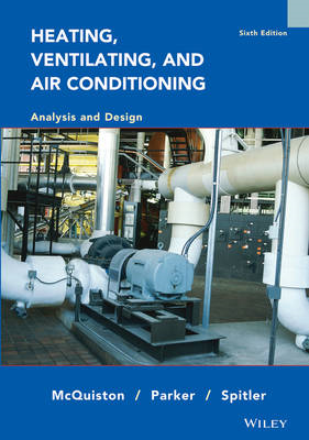 Heating, Ventilating and Air Conditioning: Analysis and Design (BOK)