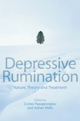Depressive Rumination: Nature, Theory and Treatment (BOK)