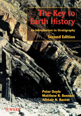 The Key to Earth History: An Introduction to Stratigraphy (BOK)