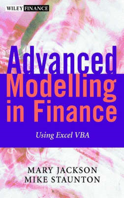 Advanced Modelling in Finance Using Excel and VBA (BOK)