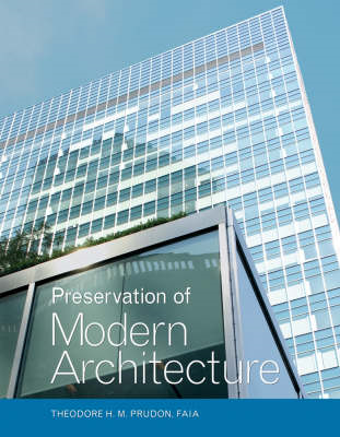 Preservation of Modern Architecture (BOK)