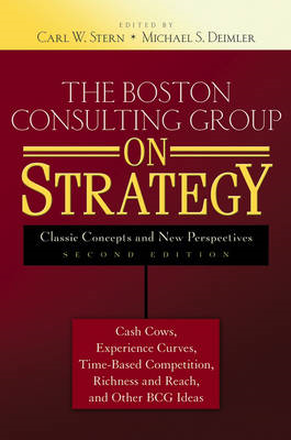 Boston Consulting Group on Strategy (BOK)