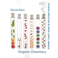 Organic Chemistry: Student Study Guide and Solutions Manual (BOK)