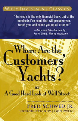 Where Are the Customers' Yachts? (BOK)