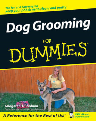 Dog Grooming for Dummies (BOK)