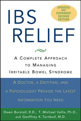 IBS Relief: A Complete Approach to Managing Irritable Bowel Syndrome (BOK)