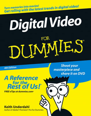 Digital Video For Dummies (BOK)