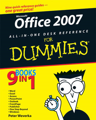 Office 2007 All-in-one Desk Reference For Dummies (BOK)