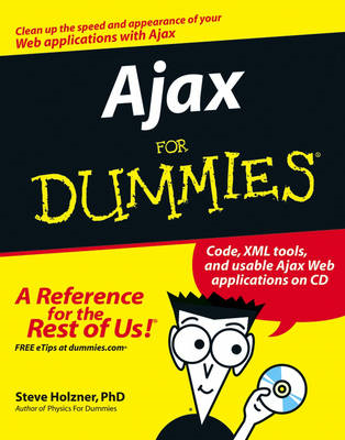Ajax For Dummies (BOK)