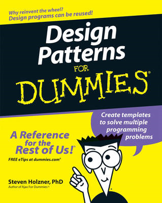 Design Patterns For Dummies (BOK)