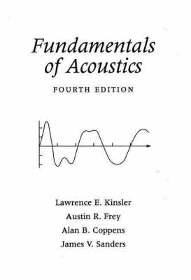 Fundamentals of Acoustics 4E (BOK)