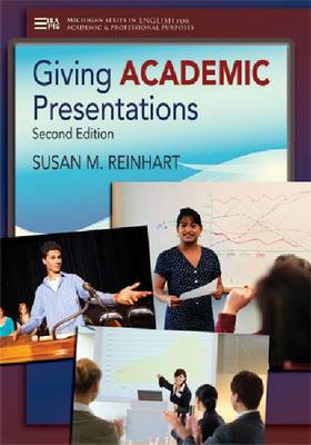 Giving Academic Presentations (BOK)