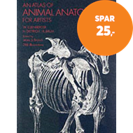Produktbilde for An Atlas of Animal Anatomy for Artists (BOK)