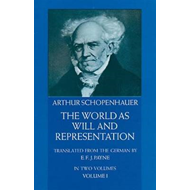 World as Will and Representation, Vol. 1 (BOK)
