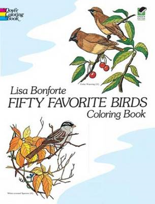 Fifty Favourite Birds Colouring Book (BOK)