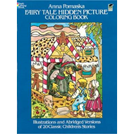 Fairy Tale Hidden Picture (BOK)