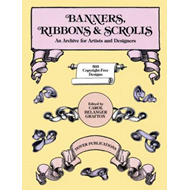 Banners, Ribbons and Scrolls (BOK)