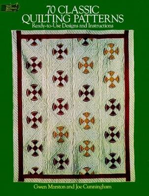70 Classic Quilting Patterns (BOK)